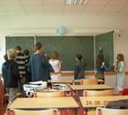 la classe!