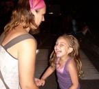 ma belle soeur et sa fille