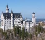 Château de Neuschwanstein (Allemagne)