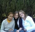 Mouna, carole et moi