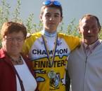 Champion du Finistère (Quatrième victoire) Papi-Mamie