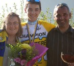 Mes parents et Moi sur le Championnat du Finistère