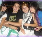 Carole, Ben, Mwa et Shoopah (27.06.2008)