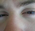 Mes yeux, sombres comme une certaine partie de mon âme