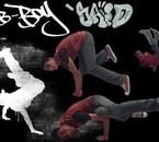 en mode breakdance