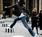 saut de biche à Paris,norrrmal