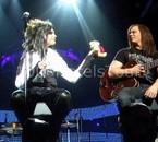 Bill et Georg au Concert le 14 <3
