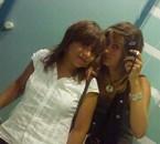 Licia and me