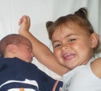ma niesse et mon neveux