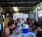 Tahiti - Famille