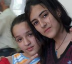 Ines et Sabrina