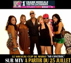 "MARKY ""NO CONTROL"" SUR MTV FRANCE 25 JUILLET"