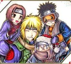La team Yondaime