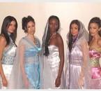 collection de robes kabyles pour les fetes