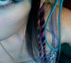 Mes dreads.