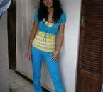 blue yellow...........
