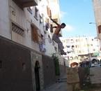 saut du voleur