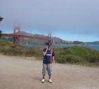 Moi a San Fransisco