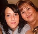 moi et ma bel-fille celine jolie foto