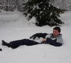 Paradiski, Alpes, sport d'hiver (janvier 2006)