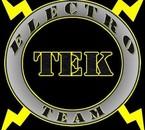 Logo Electro-tek team num 3 by Liam mas rayos Maniak.