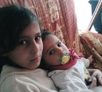 Moi est ma soeur amel