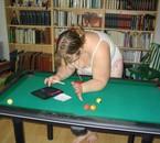 c'est moi qui conte les boule de billiard