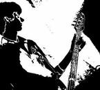 Me playing bass