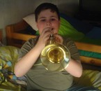 et me voici avec ma trompett