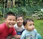 Li-Cheng, Danny & Alex'