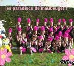 nos majorettes!!!