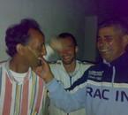 Mustapha, Hassan et moi(au centre^^)