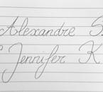 Alex et Jeni <3