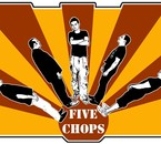 "le groupe the best de l'anneés ""FIVECHOPS"""