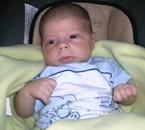 Mon bébé Corentin