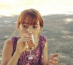 Champagne addict, ouioui.