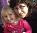 Marraine et sa filleule
