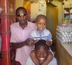 sidi, david et mon frère aziz