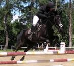 Toujours à cheval !!! Bah ouai c'est toute ma vie !!!