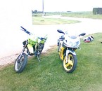 xr6 vs derbi
