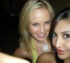 Danielle & Francia [summer 2008]