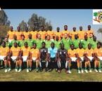 l équipe nationale de foot           de mon pays