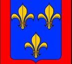 Drapeau de l'Anjou