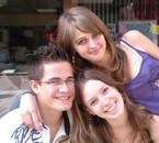 Lydie , Antoine & Mooi
