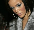 Rihanna à Noël