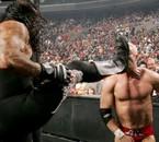 undertaker vs mr.kennedy (big foot)