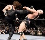 undertaker vs kurt angle (big foot)