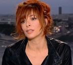 Mylène au JT 2008