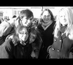 Audrey, Aurore, Emeline, Virginie & Moi (le 01.12.07)