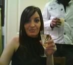 une tite coupe de champagne!!